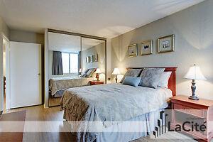 2 Chambres Meublé Moderne pour location de Courte Durée