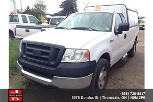 2005 Ford F-150 XL 100% Approval!