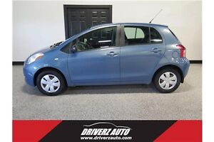2007 Toyota Yaris Base JUST ARRIVED!