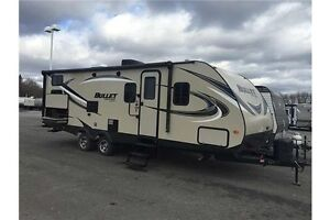 2016 Keystone BULLET 274BHS TRAVEL TRAILER TRAVEL TRAILER