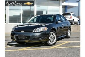 2013 CHEVROLET IMPALA LTZ***FULLY LOADED!!!***