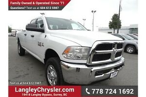 2016 RAM 3500 SLT W/POWER GROUP & A/C