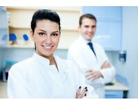 Full time dental nurse/ trainee required
