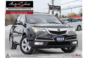 2013 Acura MDX AWD ONLY 94K! **TECHNOLOGY PKG** CLEAN CARPROOF