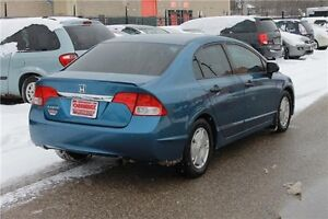 2009 Honda Civic DX-G | CERTIFIED + E-Tested Kitchener / Waterloo Kitchener Area image 5