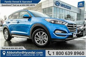 2017 Hyundai Tucson SE BC OWNED & ACCIDENT FREE