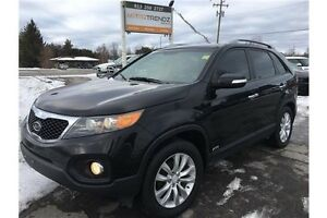 2011 Kia Sorento EX V6 AWD ! Sunroof ! Leather