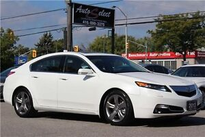2012 Acura TL AWD ONLY 46K! NOT A MIS-PRINT! **PREMIUM PKG**