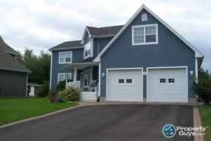 Beautiful Home in Shediac with Waterview