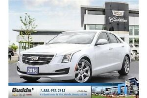 2016 Cadillac ATS 2.0L Turbo Luxury Collection Financing as l...