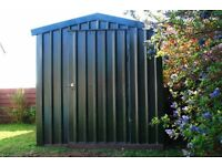 steel shed wanted