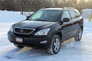 2008 Lexus RX 350 | AWD | Accident-FREE | CERTIFIED + E-Tested Kitchener / Waterloo Kitchener Area image 1