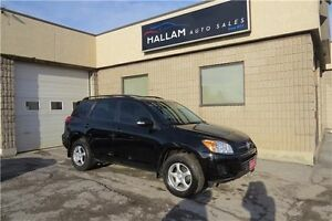 2012 Toyota RAV4 Base Low kms, 4WD WE FINANCE GUARANTEED