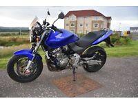 Honda Hornet 600 only 5000 miles - £1800