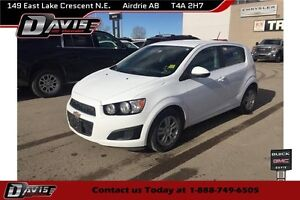 2016 Chevrolet Sonic LT Auto JUST ARRIVED, USB PORT, HEATED S...