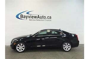 2013 Cadillac ATS 4C- TURBO! LEATHER! BOSE SOUND! OFF LEASE!