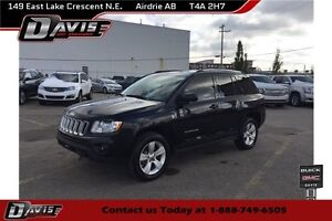 2011 Jeep Compass Limited SUNROOF, TRAIL RATED, HEATED SEATS