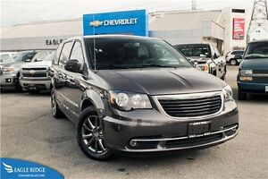 2015 Chrysler Town & Country S Power Sliding Doors & Leather