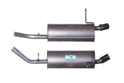 New Citroen C3 MK1 1.6 16V Genuine EEC Exhaust Pipe Back Box Rear End Silencer