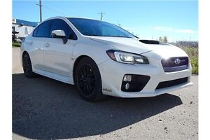 AWD SPEED DEMON! 2015 Subaru WRX STI Sport Package