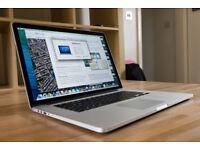 Macbook Pro REtina late 2013 15 inch