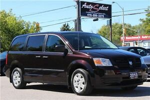 2010 Dodge Grand Caravan ONLY 52K! **CLEAN CARPROOF** CLEAN VAN
