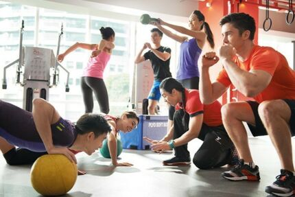 Transfer-Fitness First Platinum Membership @ $54.00 per fortnight