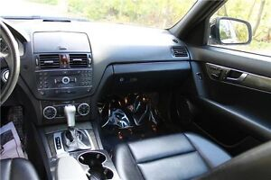 2009 Mercedes-Benz C-Class   AWD 4Matic   CERTIFIED Kitchener / Waterloo Kitchener Area image 16