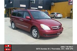 2008 Hyundai Entourage Limited 100% Approval!