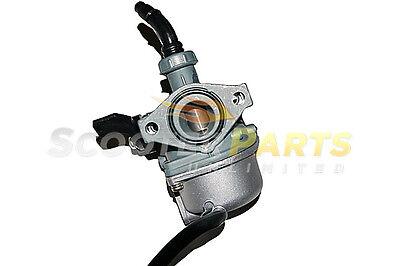 Chinese Dirt Pit Bike Carburetor Carb COOLSTER 70cc 110cc QG-210 QG-213A Parts
