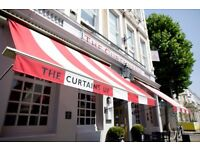 The Curtains Up is searching for an amazing Kitchen Porter!