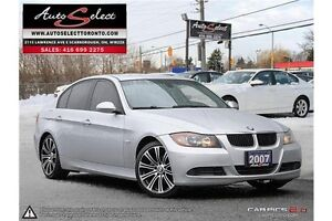 2007 BMW 323i ONLY 180K! **18 INCH M3 WHEELS** HEATED SEATS