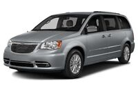 2014 Chrysler Town & Country Touring STO N GO Seating