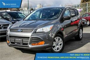2013 Ford Escape S AM/FM Radio and Air Conditioning