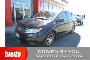 2013 Honda Odyssey EX POWER DOORS - 8 PASSENGER - HEATED SEATS!