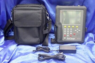 Trilithic Cable Tv Analyzer 860dsp