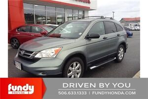 2010 Honda CR-V LX LOW MILEAGE - AWD - READY FOR WINTER!