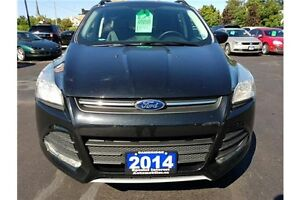 2014 Ford Escape SE CLEAN CAR-PROOF !! REAR CAMERA !! LEATHER !! Kitchener / Waterloo Kitchener Area image 8