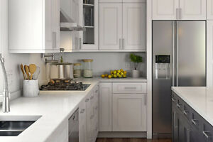 fancy kitchen Step Shaker White  on Promotion now!!!