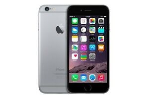 APPLE IPHONE 6, 16GB SPACE GREY UNLOCKED , MINT CONDITION