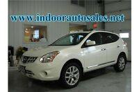 2011 Nissan Rogue SV Well equipped with sunroof
