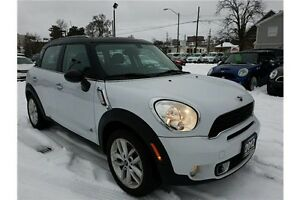 2012 Mini Cooper S Countryman ALL 4 !!!  ACCIDENT FREE !!! LE... Kitchener / Waterloo Kitchener Area image 7