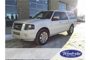 2014 Ford Expedition Max Limited 5.4L V6, REMOTE START, NAV,...