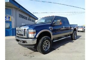 2008 Ford F-350 Lariat 6.4L POWER STROKE AUTO 4WD
