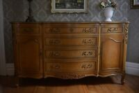 Antique French Sideboard Buffet - free delivery