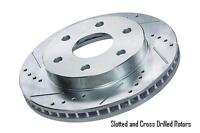 Dodge Brakes: OE, Slotted, Cross Drilled Rotors & Brake Pads