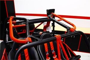 Dragon Fire - Headache Bars - Polaris RZR 570, 800, 900