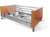 Profiling adjustable bed
