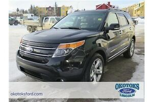 2015 Ford Explorer Limited Low kms, Clean CarProof, loaded Li...