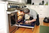 CALL US FOR OVER AND STOVE AND APPLIANCE REPAIRS IN GTA!
